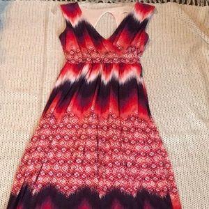 Renee C long maxi dress.